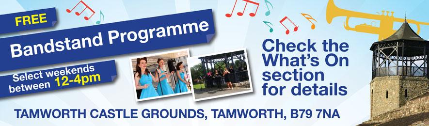 Bandstand programme