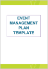event plan template
