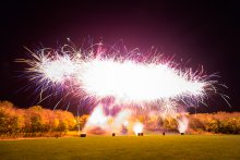 Free Fireworks event Tamworth