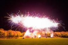 Free Fireworks event Tamworth